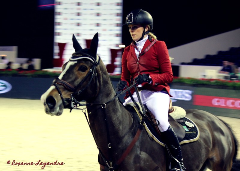 www.pegasebuzz.com | Gucci Paris Masters 2013 : Yazmin Pinchen photographed by Roxanne Legendre
