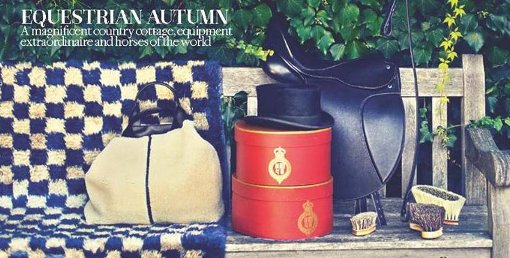 www.pegasebuzz.com | Anna Mie Dreves for The  Horse Rider's Journal, automn 2013