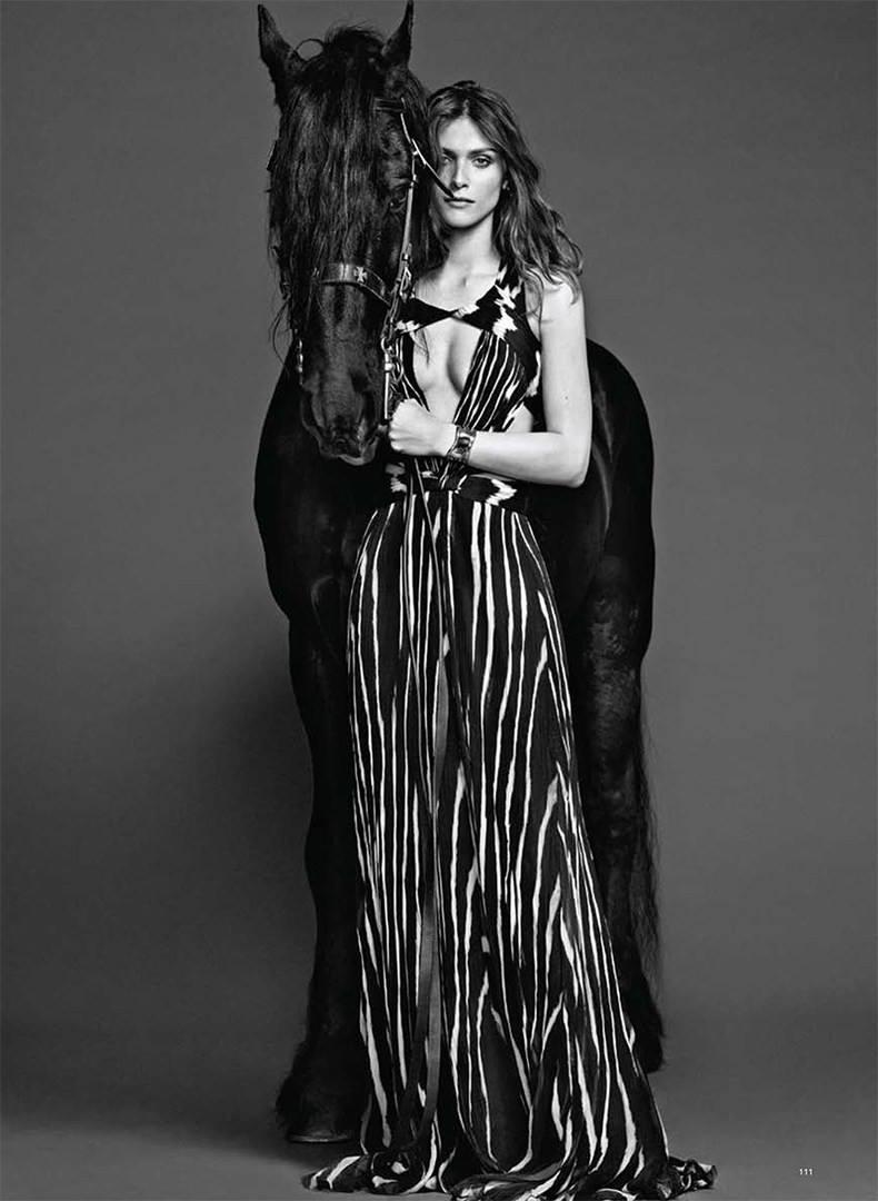 www.pegasebuzz.com | Elisa Sednaoui by Nico for Harper's Bazaar Turkey, july 2014