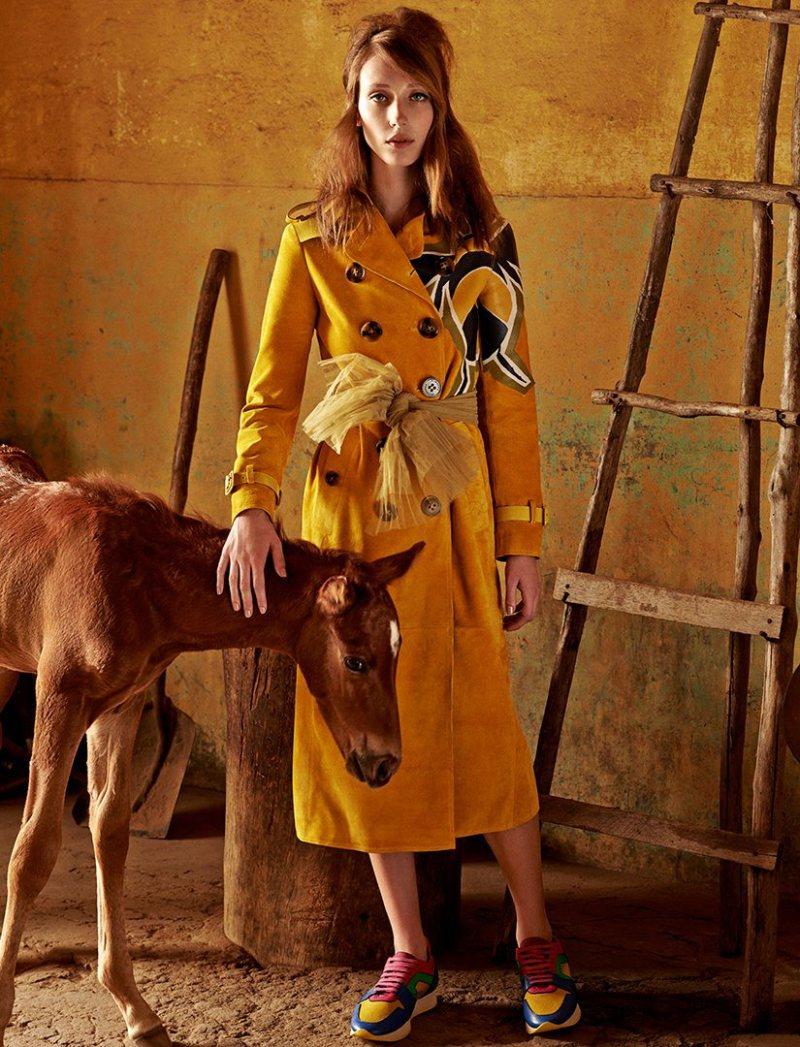 www.pegasebuzz.com | Zee Nunes for Vogue Brazil, march 2015