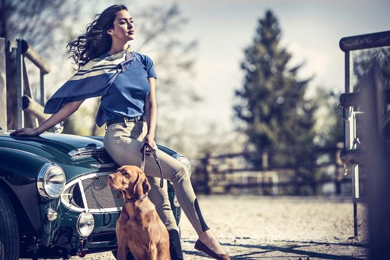 www.pegasebuzz.com | Equestrian Fashion : Moncielo