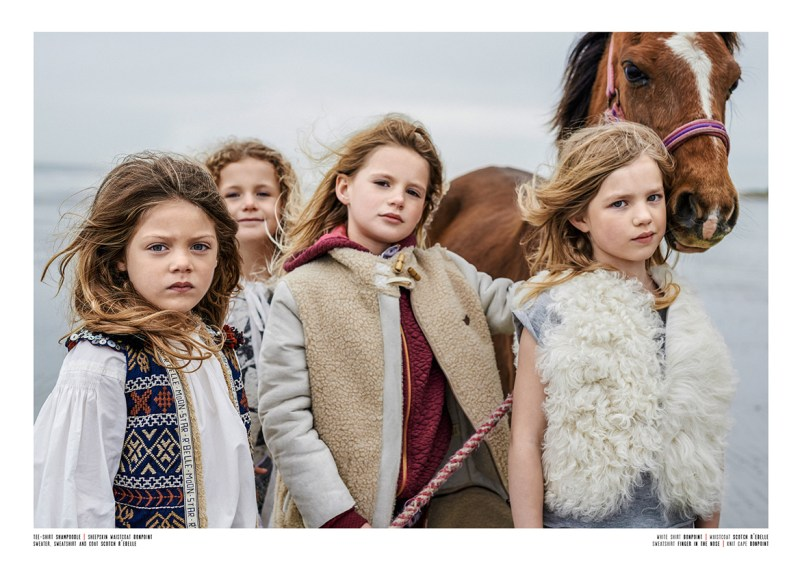 www.pegasebuzz.com | Federico Leone for L'Enfant Terrible, winter 2015