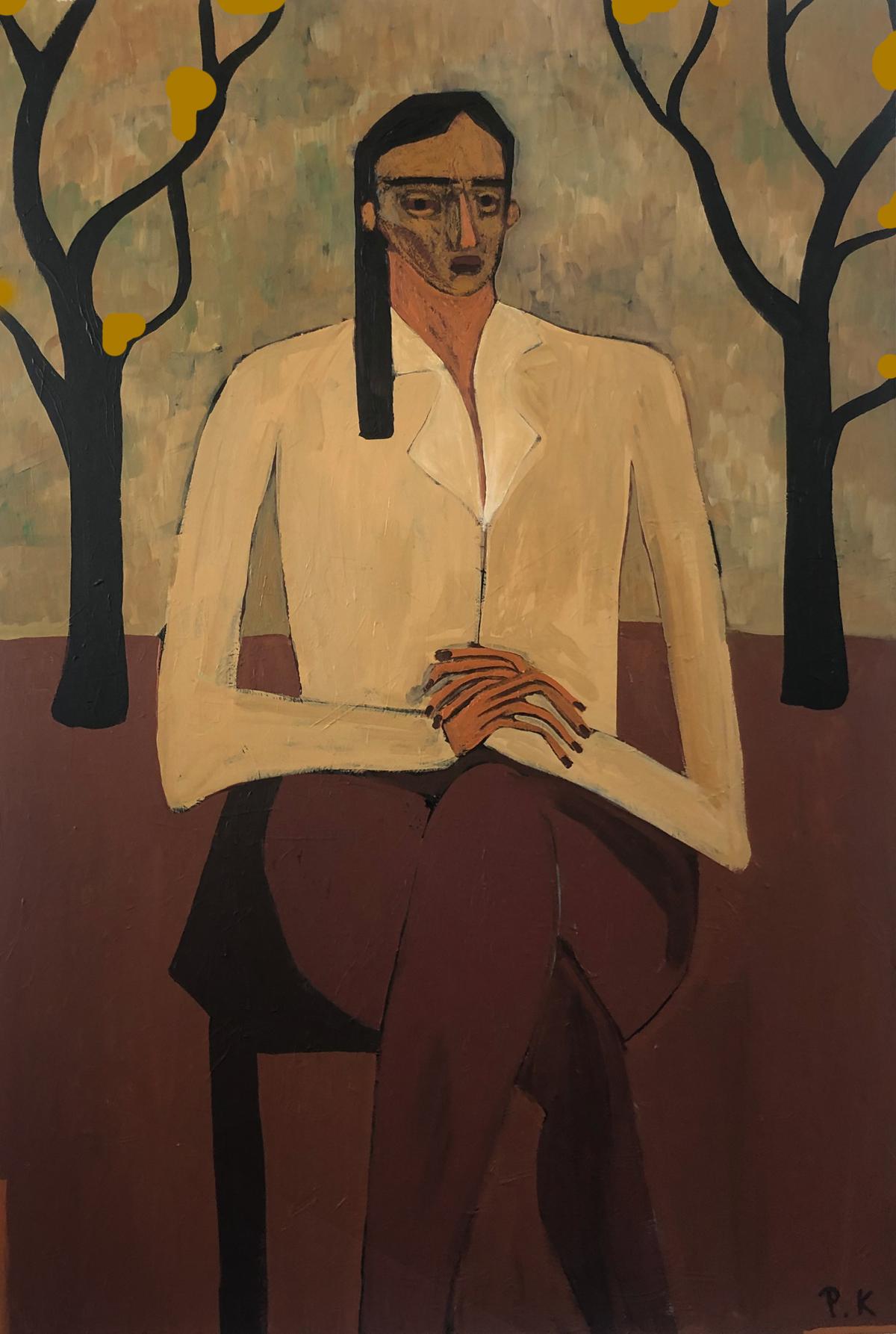 period Self-portrait #3 - Peggy Kuiper - peggykuiper.com