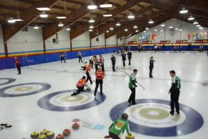 PEI (1-3) loses close game to N. Ontario, Alta. only unbeaten team at Canadian Mixed (Curling Canada)