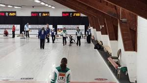PEI women suffer 1st loss, men pick up their 2nd win, at the Travelers Curling Club Ch'ship