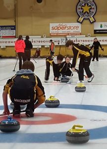 Curl Moncton U12/U16 Youth Spiel and Canada Games Mini Dev't Camp