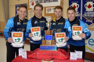 Casey rink goes undefeated to repeat as PEI Tankard men's champions