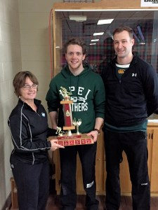 "Casey wins ""Tuff"" bonspiel"