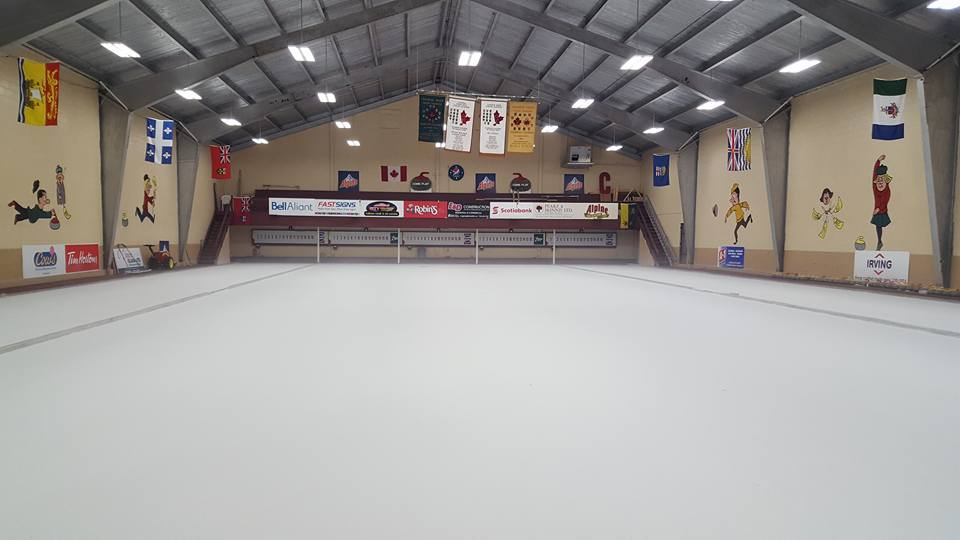 Free Curling School @ Charlottetown Curling Complex