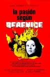 Cartel de la pelicula La pasion segun Berenice