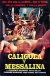 Cartel de la pelicula Caligula y Mesalina