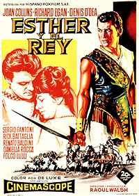 Cartel de la película Esther y el Rey