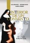 Cartel de la pelicula Interior de un convento