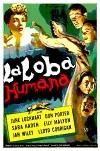 Cartel de la película  El loba humana