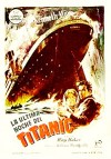 Cartel de la pelicula La ultima noche del Titanic