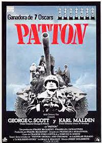 Cartel de la pelicula Patton