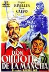 Cartel de la película Don Quijote de la Mancha