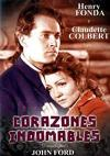 Cartel de la película Corazones Indomables