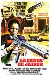 Cartel de la película La banda de Jaider