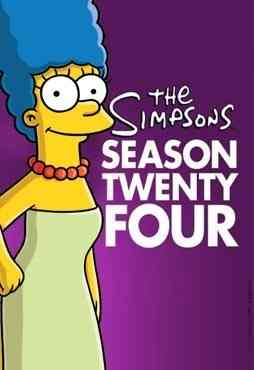 The Simpsons S24E20 (Legendado) HDTV RMVB