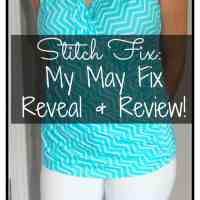 Stitch Fix Time - My May Fix Review and Reveal!