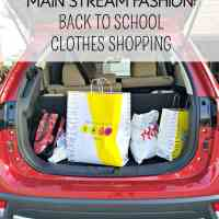From Uniforms to Main Stream Fashion - Back to School Clothes