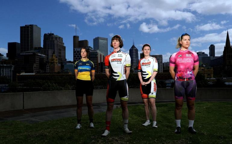 2016 Women's Melbourne to Warrnambool (image copyright Con Chronis)