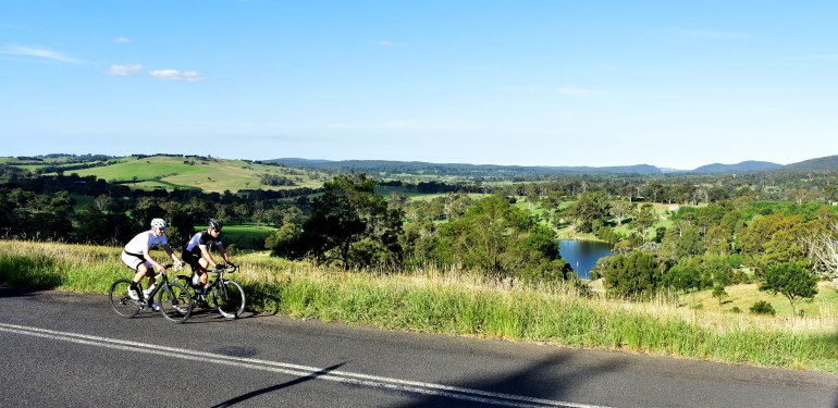 The Bowral Classic offers beautiful scenery! Credit: Bowral Classic