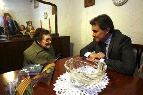 El president Mas participa en la iniciativa