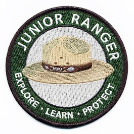 JuniorRangerpatch