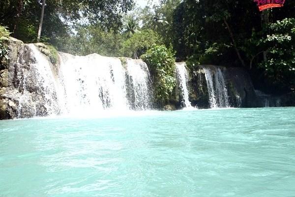 Siquijor Famous Falls Cambuhagay