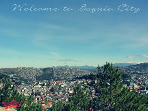 Just Arrrived for Baguio DIY City Tour