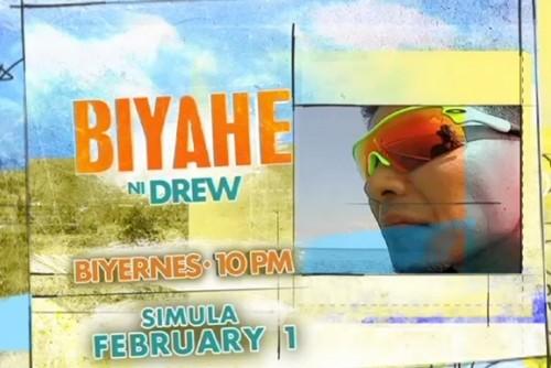 Byahe ni Drew - Philippine Travel Show