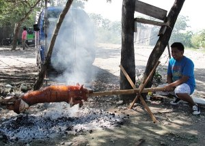 lechon for fiesta