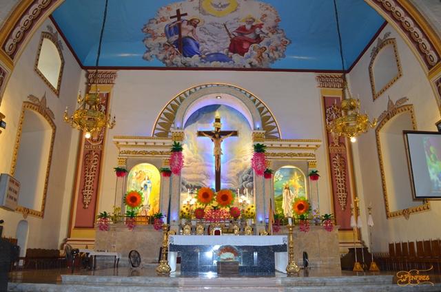 Lucban Church Pahiyas