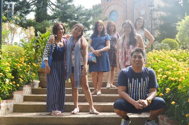 Happy Times Caleruega Sky Ranch Tagaytay Family Outing