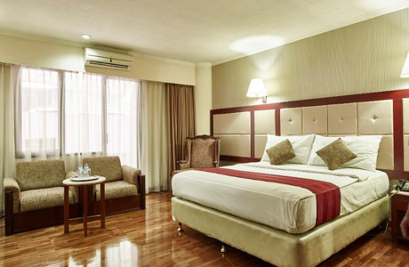 Kamar Grand Menteng Hotel - www.traveloka.com