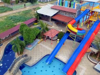 Aqualand Waterpark Serang (youtube: Mawar Sebelas TV)
