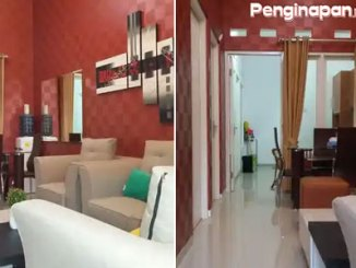 Interior GMR Homestay 1 (sumber: traveloka)