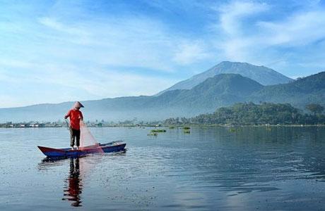 Pesona Dan Update Harga Tiket Masuk Danau Rawa Pening Penginapan Net 2021