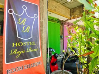 Raja Rani Hostel (sumber: traveloka)