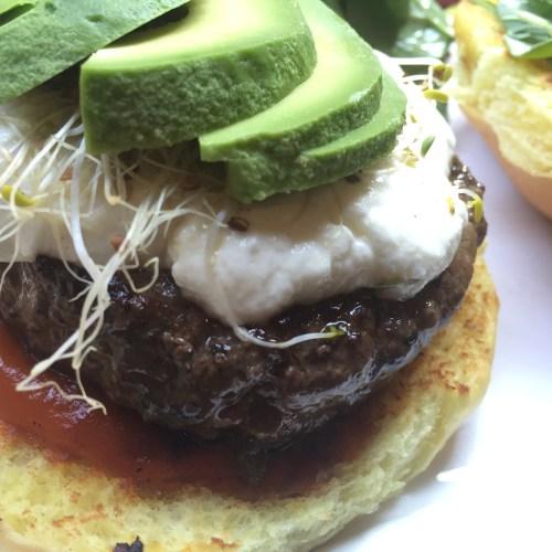 Rittenhouse Burger - detail