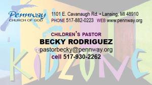 Becky card