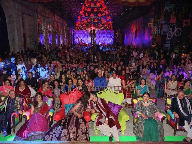 Non Resident Indian Wedding