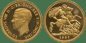 rare edward VIII coin