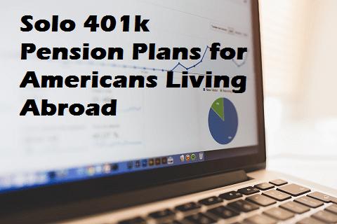 solo 401k pension plan