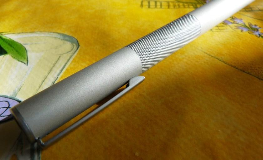 MUJI Fountain Pen capped