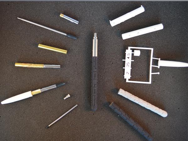 DNA Pens Development Prototyping
