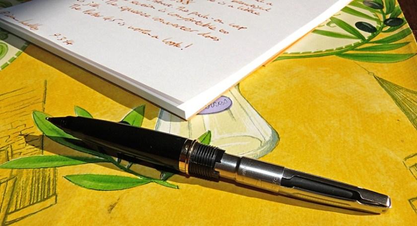 Parker 45 fountain pen converter