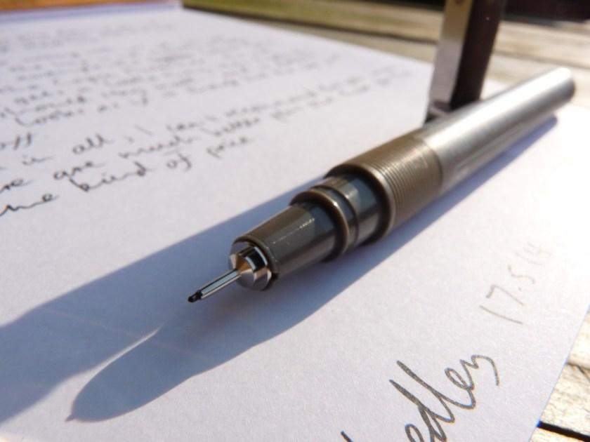 Artline Drawing System drawing pen tip